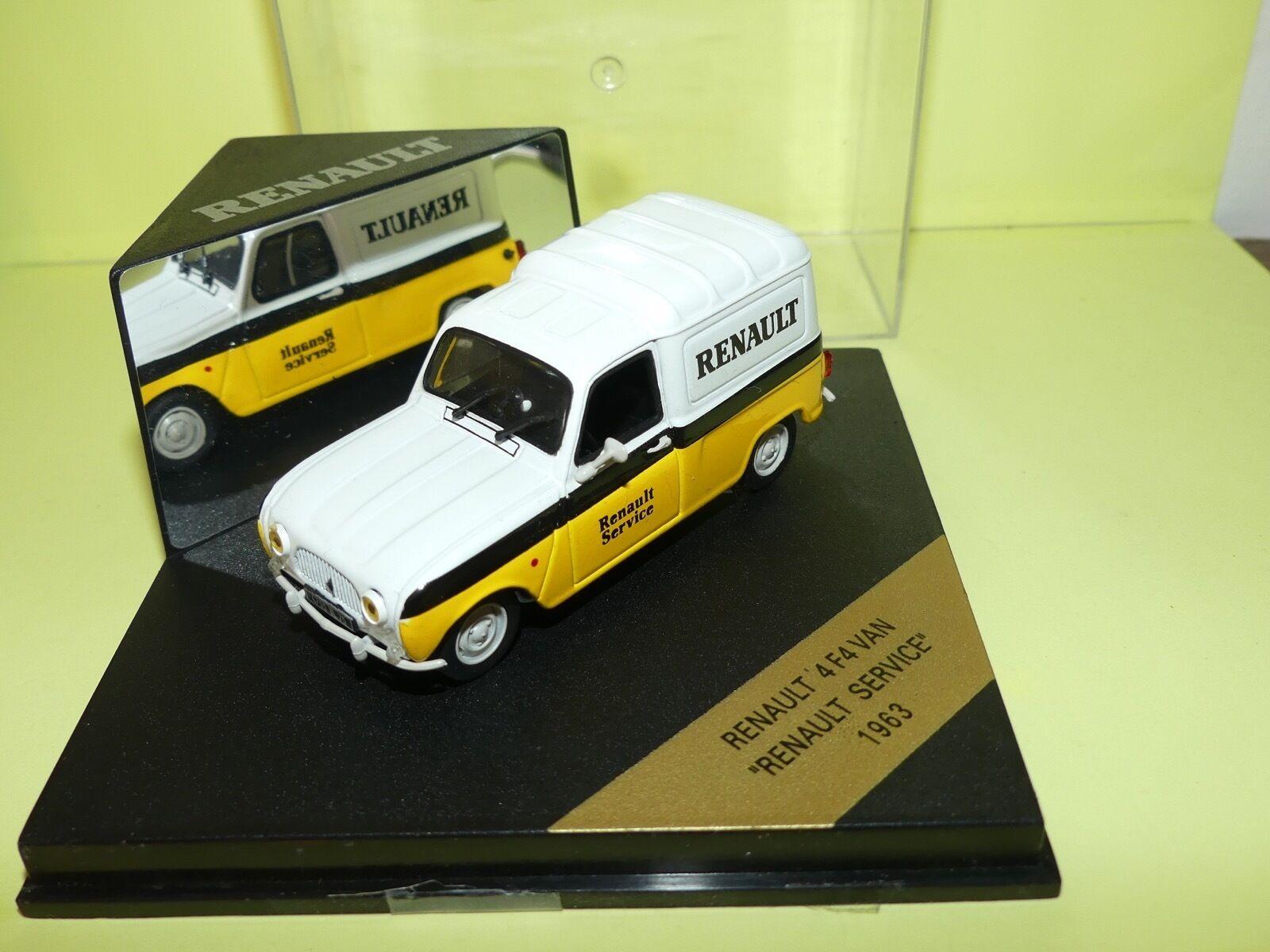 Renault 4 f4 van renault - 1963 1 43