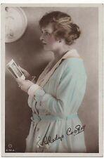 POSTCARD  ACTRESSES   Gladys  Cooper