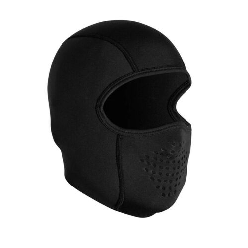 O/'Neill Ninja 1.5mm Surf Hood Large Black