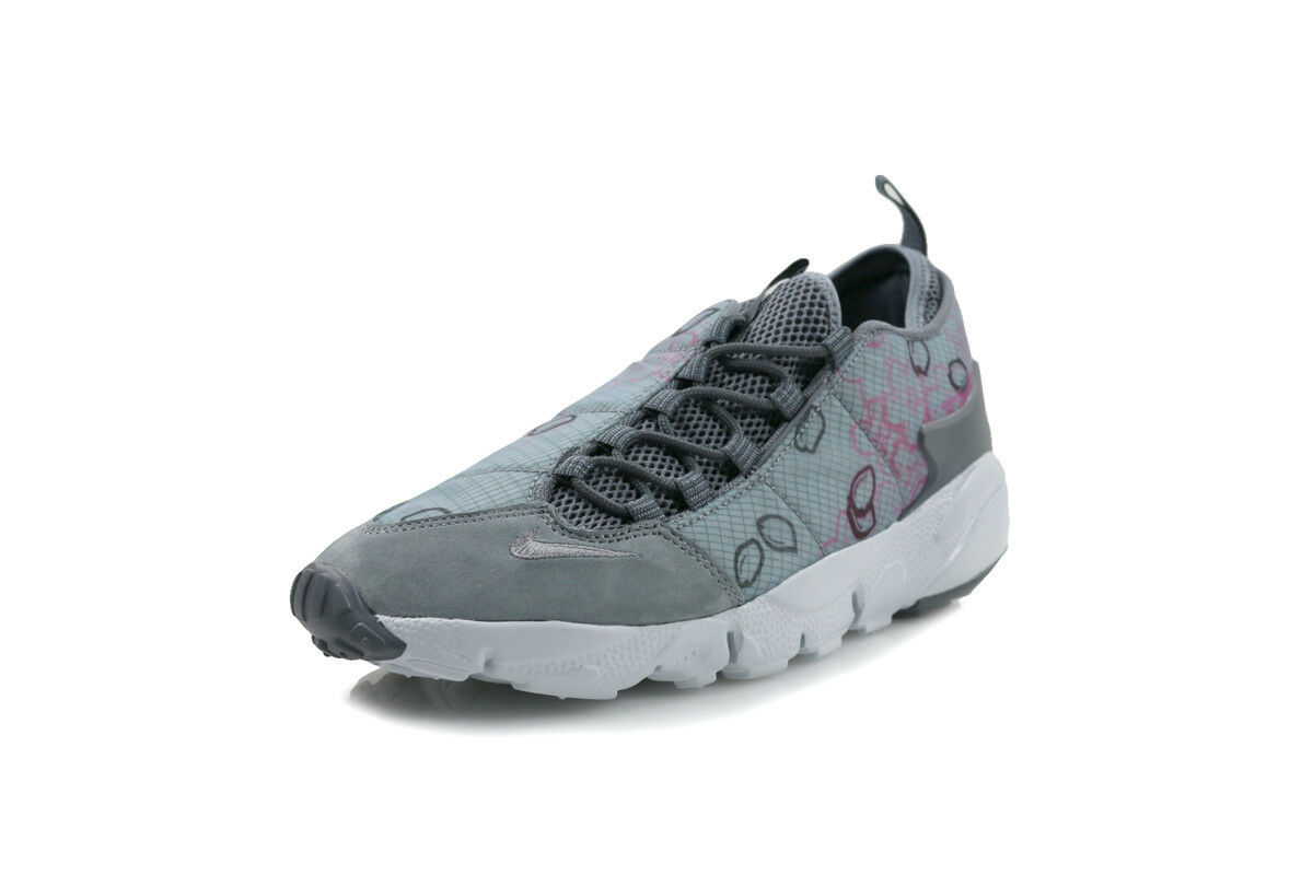 Der nike air footscape nm prem qs Damenss schuhe cool Grau/dark Grau/pink - 002