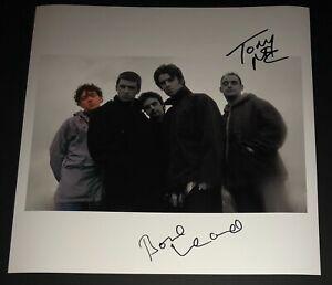 Tony-McCarroll-Bonehead-Signed-Oasis-Photo-Rare-Noel-Gallagher-Definitely-Maybe