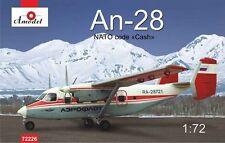 AMODEL 1/72 Antonov An-28 SOLDI Aeroflot #72226