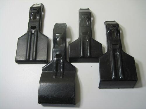 400XT Single Thule Fit Kit Support Clip Remplacements pour 400 400XTR Pied Pack