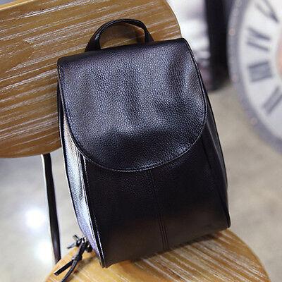 Women's New Backpack Travel PU Leather Handbag Rucksack Shoulder School Bag