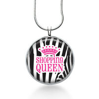 Shopping Queen Pendant Necklace, Queen Pendant, Fashion Jewelry, Gifts For Women