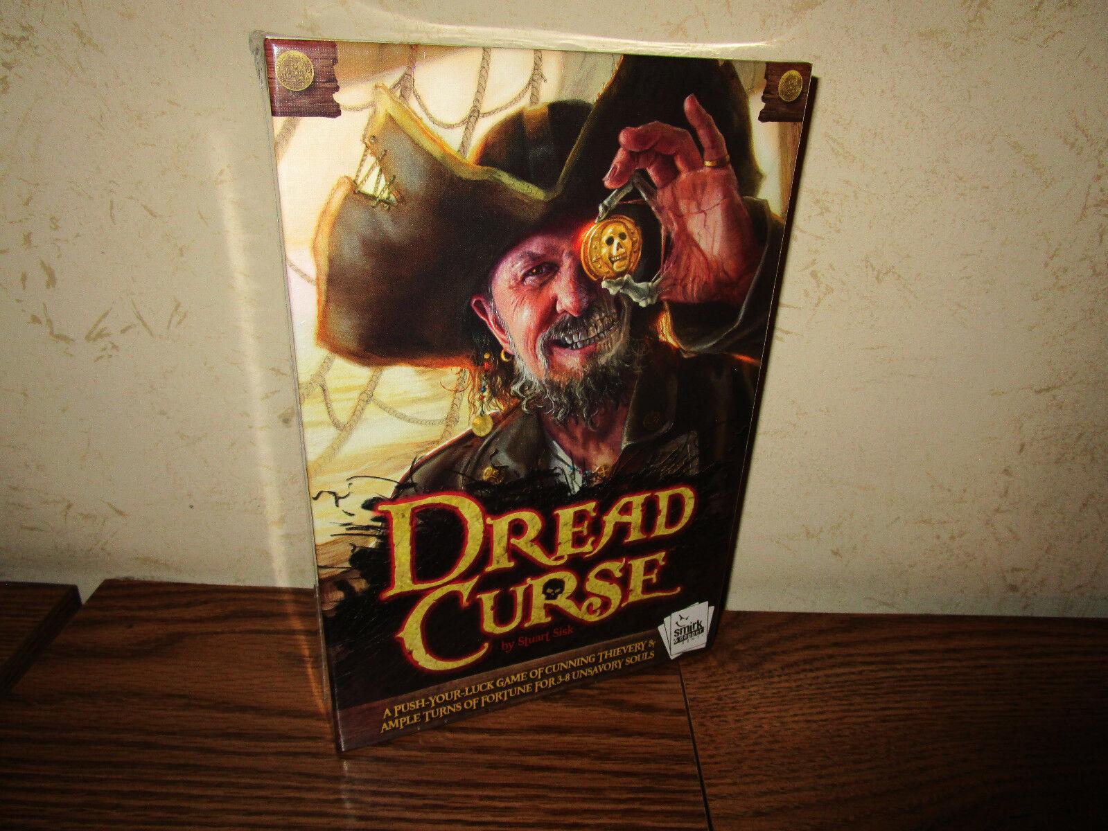 Smirk & Dagger - Dread Curse Card Game