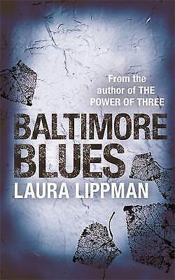 Baltimore Blues (A Tess Monaghan Investigation), Lippman, Laura, Very Good Book