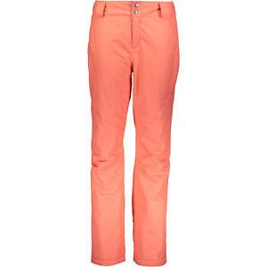 COLUMBIA-Women-039-s-Coral-Bugaboo-Ski-Pants-sizes-XS-S-M-XL
