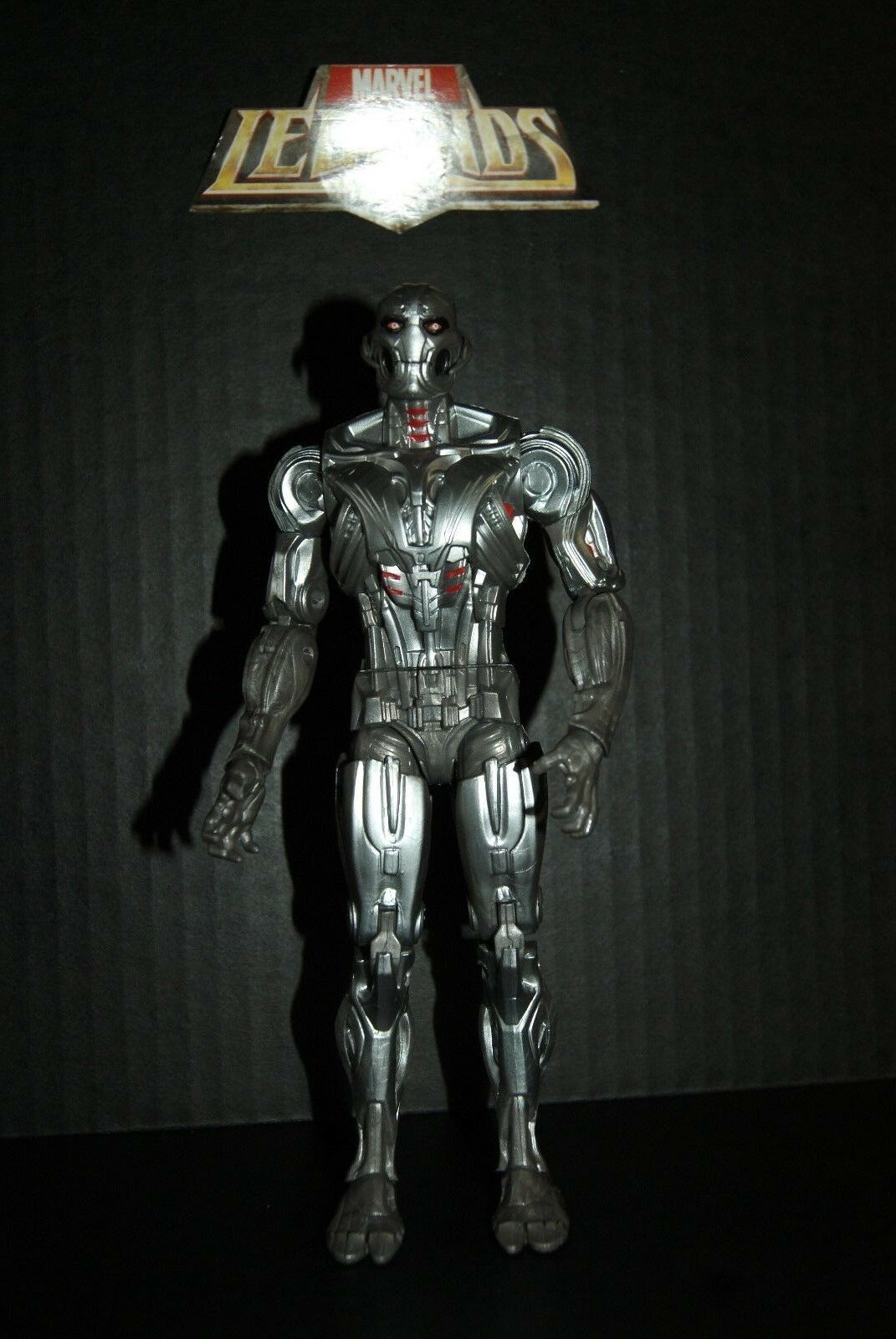 Marvel Legends Ultron BAF Figure Complete - (Build a Figure) Figure) Figure) The Age Of Ultron 730112