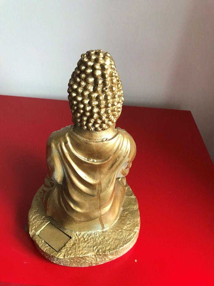 Buddha figur lampe, Ukendt