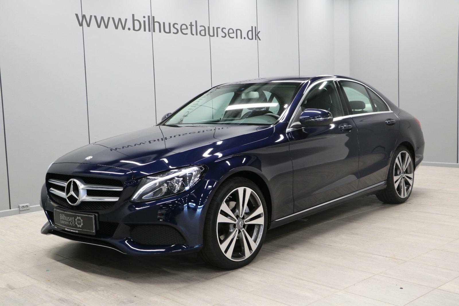 Mercedes C200 2,0 Avantgarde aut. 4d - 359.900 kr.