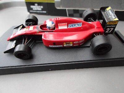Onynx 91 Raccolta Formula 1 Ferrari 643 Driver Alain Prost Made In Portogallo-mostra Il Titolo Originale Per Vincere Una Grande Ammirazione Ed è Ampiamente Fidato In Patria E All'Estero.