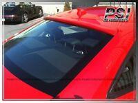 Unpainted Trunk Spoiler Lip + Factory Roof Lip For 09-12 Audi A4 B8 Quattro