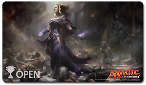 Magic the Gathering StarCityGames Open Playmat Dark Salvation Liliana SCG MTG
