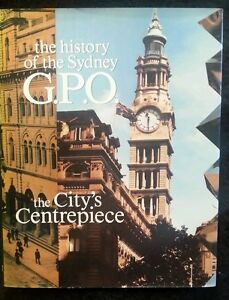 The-City-039-s-Centrepiece-The-History-of-the-Sydney-G-P-O