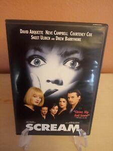 Scream Serie Dvd