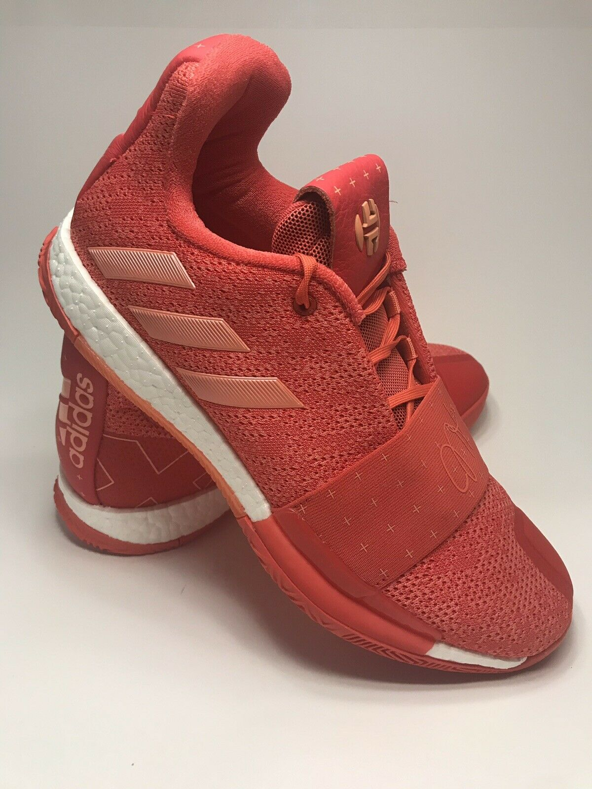 Nuevos Zapatos James HARDEN VOL 3 (D96990) naranja y rojo Houston baloncesto MVP