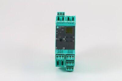Pepperl+Fuchs Model KFd2-CRG2-1.D 255621 Transmitter Power Supply K-System