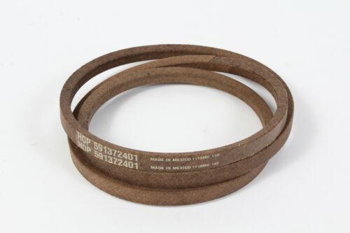 Genuine Husqvarna 591372401 Drive Belt Fits 500RTT 600CRT 650RTT 700DRT DRT900