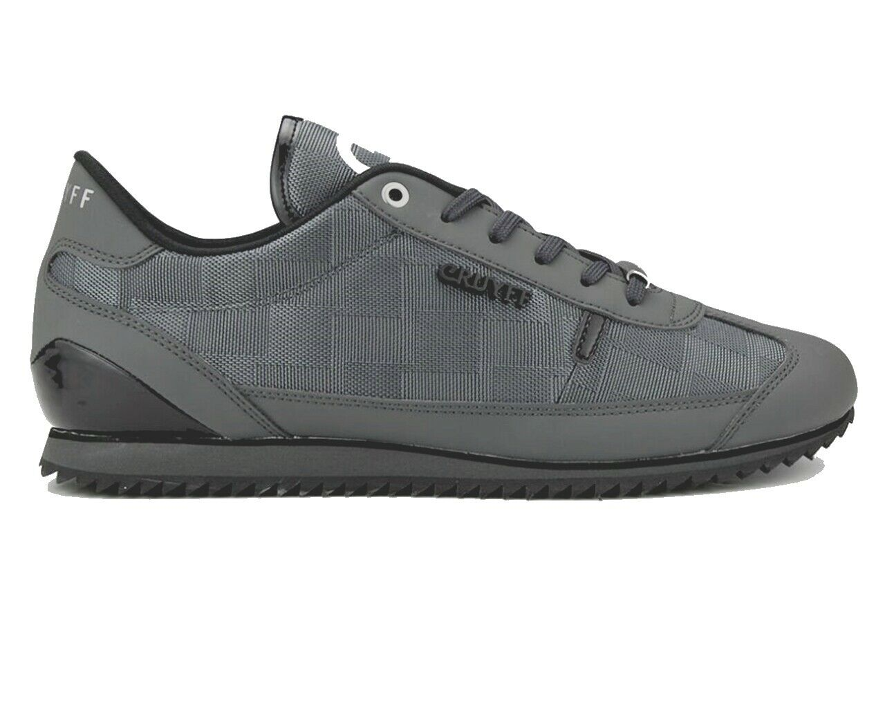 Cruyff Montanya CC7680191480 Lace Up Mens Trainers grau schuhe Turnschuhe