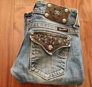 Miss Me Jeans Women's Bootcut 26 Waist JP5144B