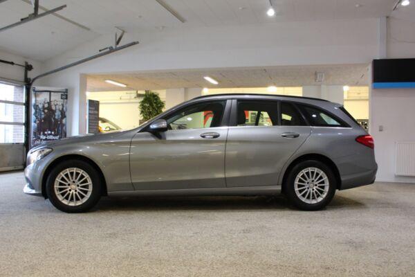 Mercedes C200 1,6 BlueTEC stc. - billede 1