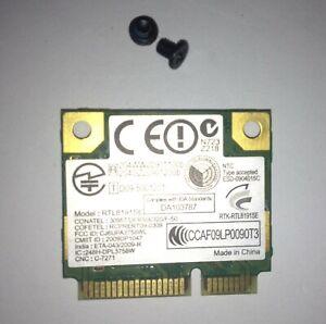 Realtek-RTL8191SE-802-11bgn-300Mbps-Wireless-Mini-PCI-E-Card