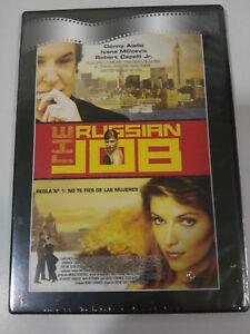 THE-RUSSIAN-JOB-DANNY-AIELLO-IVANA-MILICEVIC-DVD-SLIM-ESPANOL-ENGLISH-nueva
