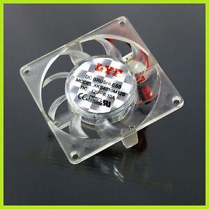 12v l fter mini cooler silent fan ventilator raspberry pi pc 3d drucker cnc ebay. Black Bedroom Furniture Sets. Home Design Ideas