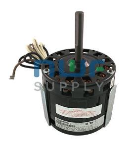 Coleman genteq a o smith mobile home furnace blower motor for Ao smith furnace motors