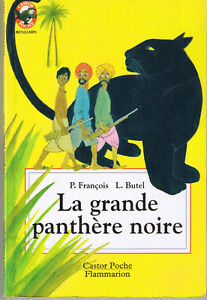 La Grande Panthère Noire la grande panthère noire * francois / butel * castor poche cadet | ebay