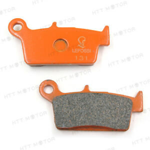Carbon Ceramic Brake Pad for Kawasaki Suzuki Yamaha GAS-GAS ATK TM Husqvarna-FA1