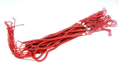 10 Verstellbare Länge Strings Kordel Ketten Für Dzi-steine Perlen Anhänger Neu#