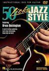 50 Licks Jazz Style Guitar 0073999210620 DVD Region 1