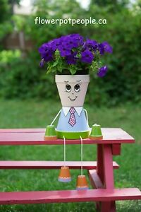 Flower-pot-people-Father