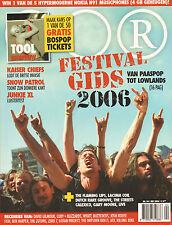 MAGAZINE OOR 2006 nr. 04 - TOOL/KAISER CHIEFS/SNOW PATROL/BRUCE SPRINGSTEEN
