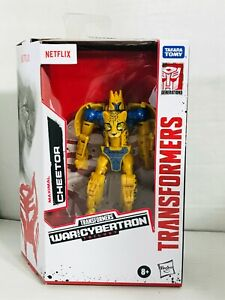 Transformers Maximal Cheetor Netflix War for Cybertron Walmart Exclusive - NEW