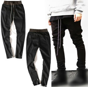 bright n colour sneakers for cheap 60% cheap Details about Men's Fear Of God FOG Essentials Drawstring Pants Brand  Jumper Jogger Sweatpants
