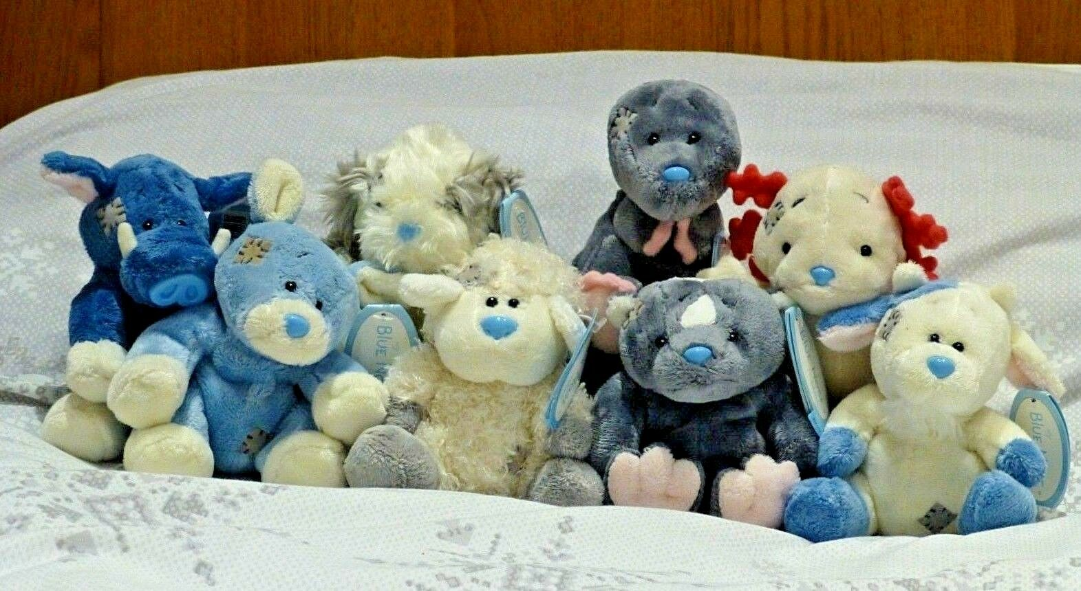 Official 'My bluee Nose Friends' Animal Set Set Set e2deaa