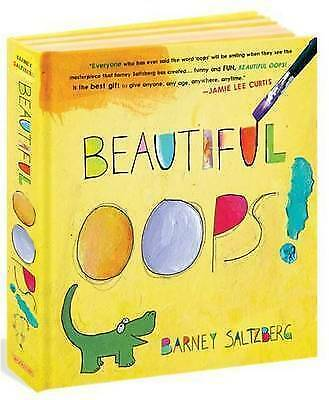 1 of 1 - Beautiful OOPS, Acceptable, Barney Salzberg, Book
