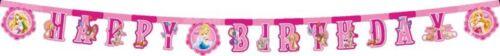 Disney Princess Party Vaisselle Anniversaire Fournitures filles Décorations