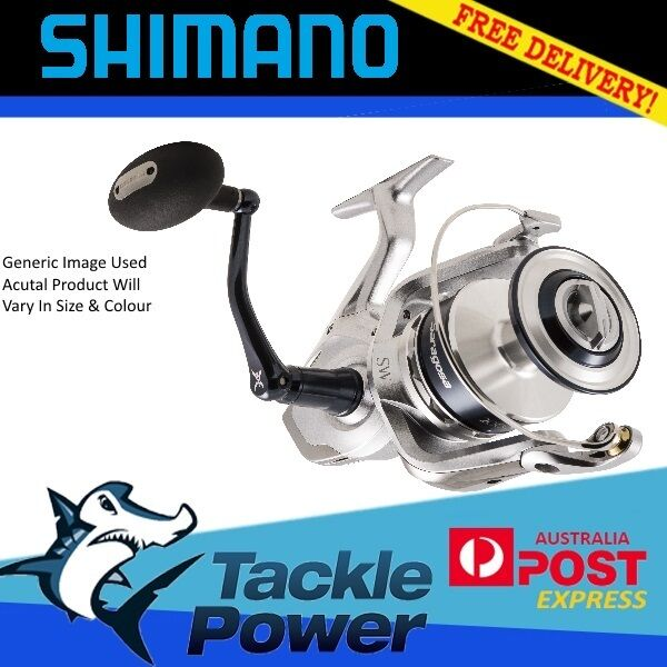 Shimano Saragosa 5000SW Spinning Fishing Reel Brand New