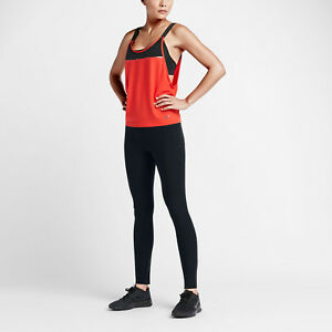 54cd5bab1bc2 Nike Flex Bliss Women s Tight Fit Training Trousers Pants Gym black ...