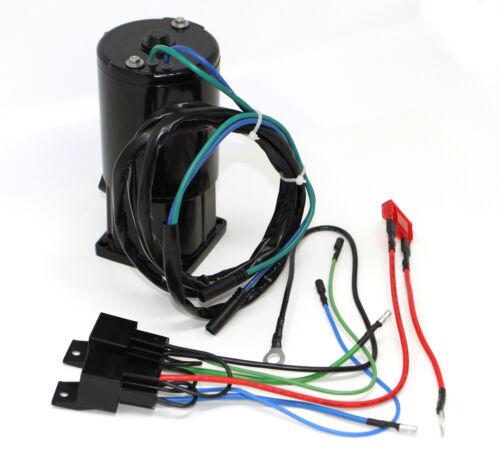 Merc//Force T//T Motor Kit Rplc 824051 6274 18-6775 Single Ram 3-Wire 4 Bolt Mount