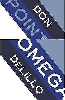 1 of 1 - Point Omega, By DeLillo, Don,in Used but Acceptable condition
