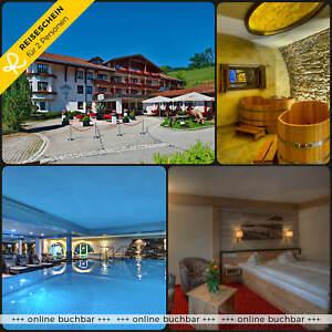 Kurzurlaub Allgäu 3 Tage 2 Personen Hotel Wellness Hotelgutschein Oberstaufen