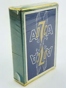 Vintage-American-Airlines-Playing-Cards-Deck-DC7-Congress-AA-Cel-u-tone-Aviation