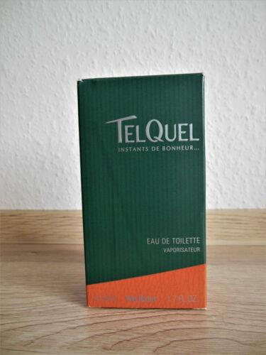 Yves Rocher Telquel Eau de Toilette 50ml neu OVP  Di2ug VQvgN