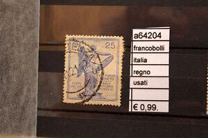 FRANCOBOLLI-ITALIA-REGNO-USATI-A64204
