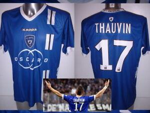 Bastia Thauvin BNWT Kappa Adult XL Shirt Jersey Soccer Maglia France ... 2a597fbf2076a